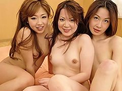 Asians Are Getting Their Wet Pussies Fingered Real Deep Clip