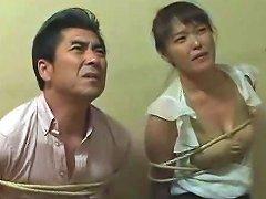 Japan Father Mother Daughters Destruction Part I