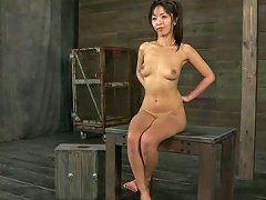 Cute Innocent Japanese Girl Boxed Part 3