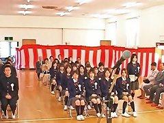Japanese Babe During Graduation Part3