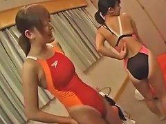 Oriental Women In Swimsuits Suntan Version Free Porn 19