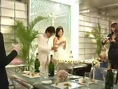 Busty Asian Girl Gets It On With Her Ex At Her Wedding