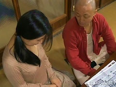 Slim And Pretty Japanese Girl Gets Pounded On The
